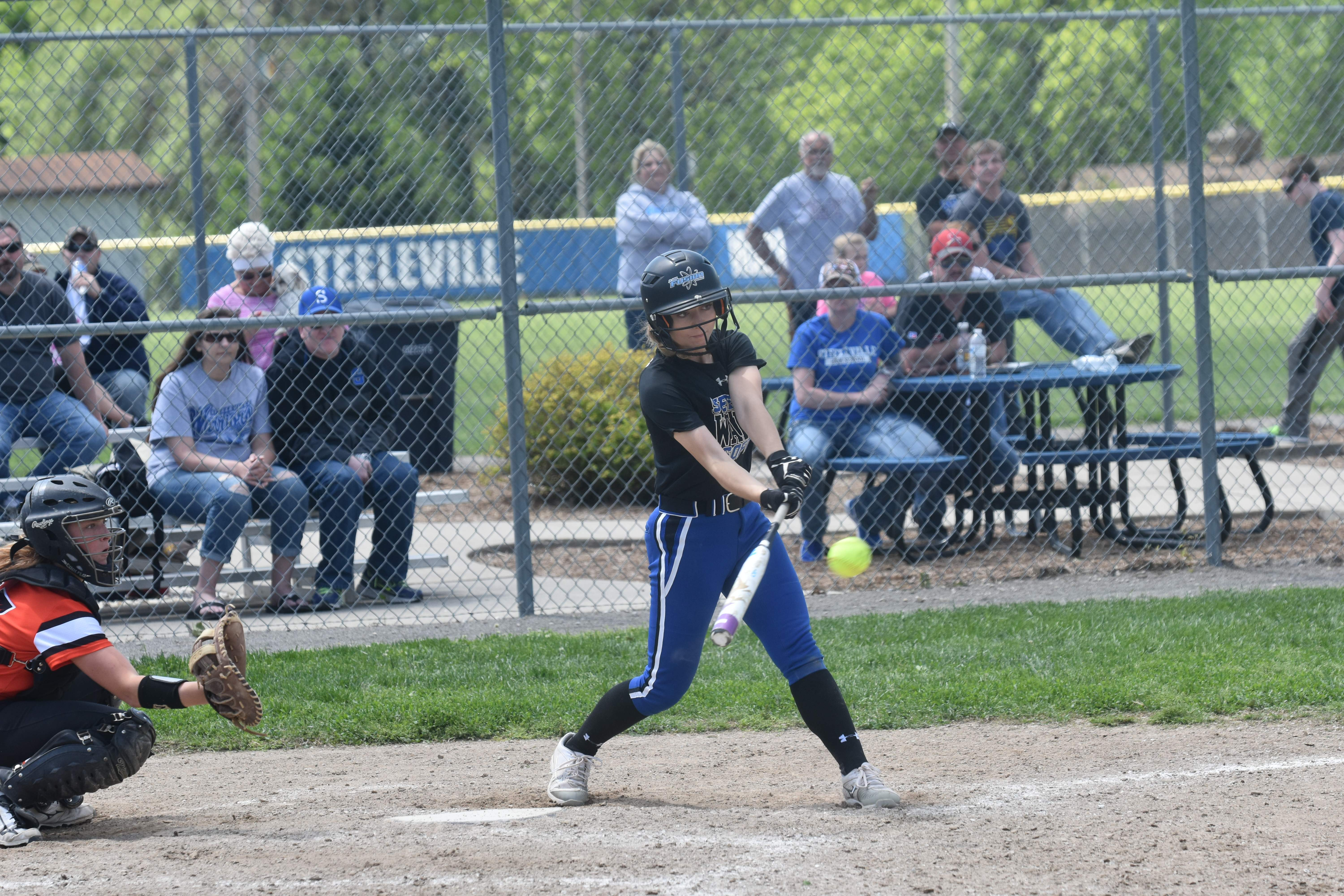 Steeleville softball junior Lexi Middendorf was recently selected to the Southern Illinois Coaches Association All-South team.