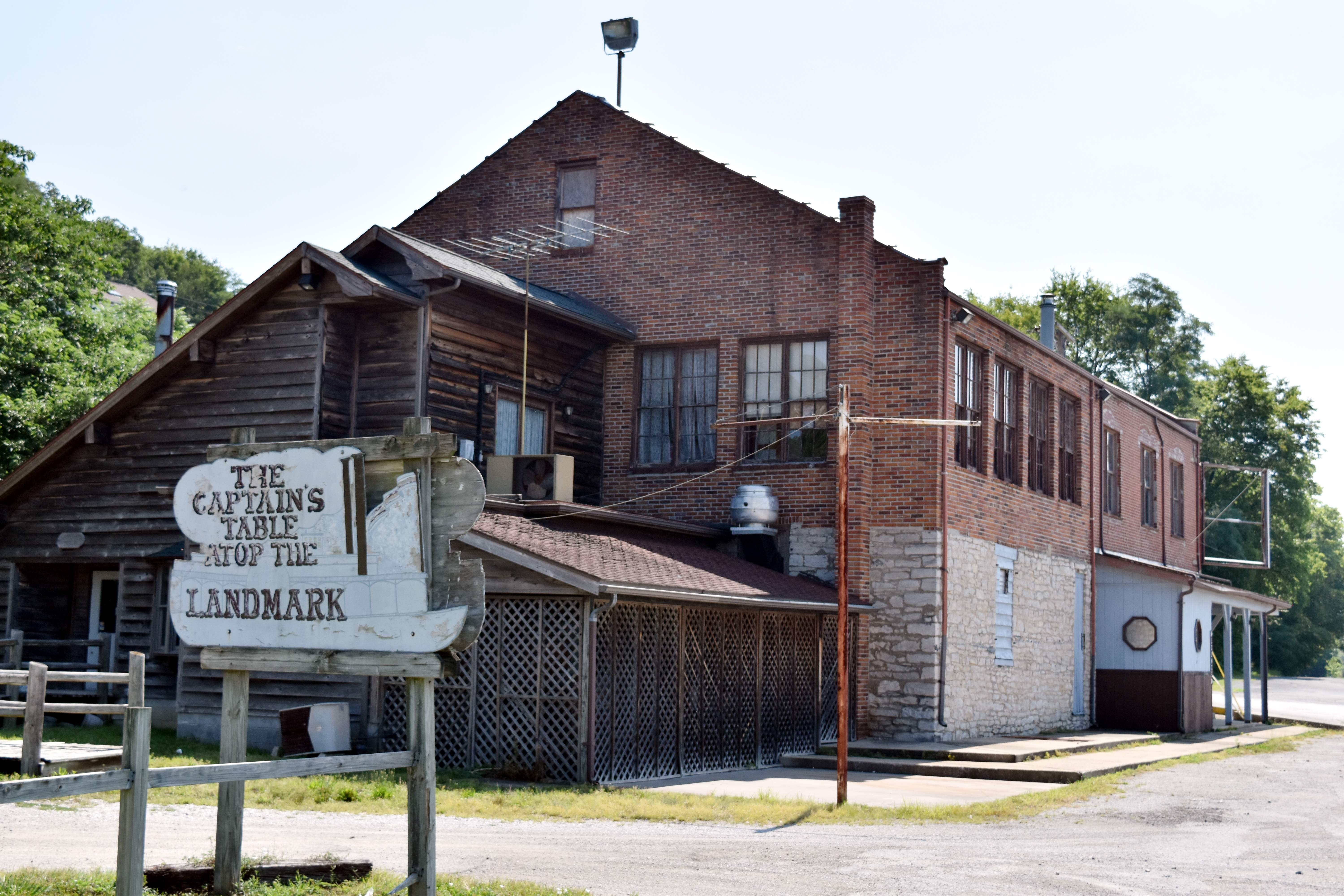 The Ye Olde Landmark Inn is shown at its location at 111 Ferry St. in Chester on Wednesday. A local ownership group is in the process of purchasing the nearly 180-year-old building.