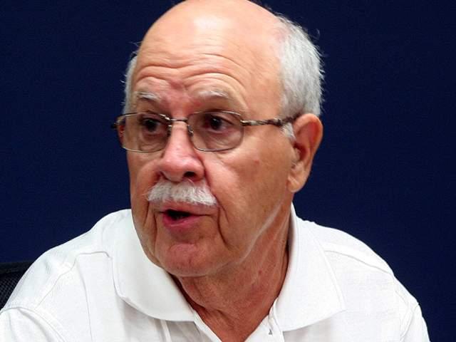 Steeleville Mayor Bob Sutton