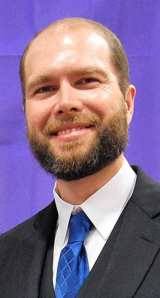 Dr. Jeffrey Kerr, Carrier Mills-Stonefort High School's 2017 Distinguished Alumni.
