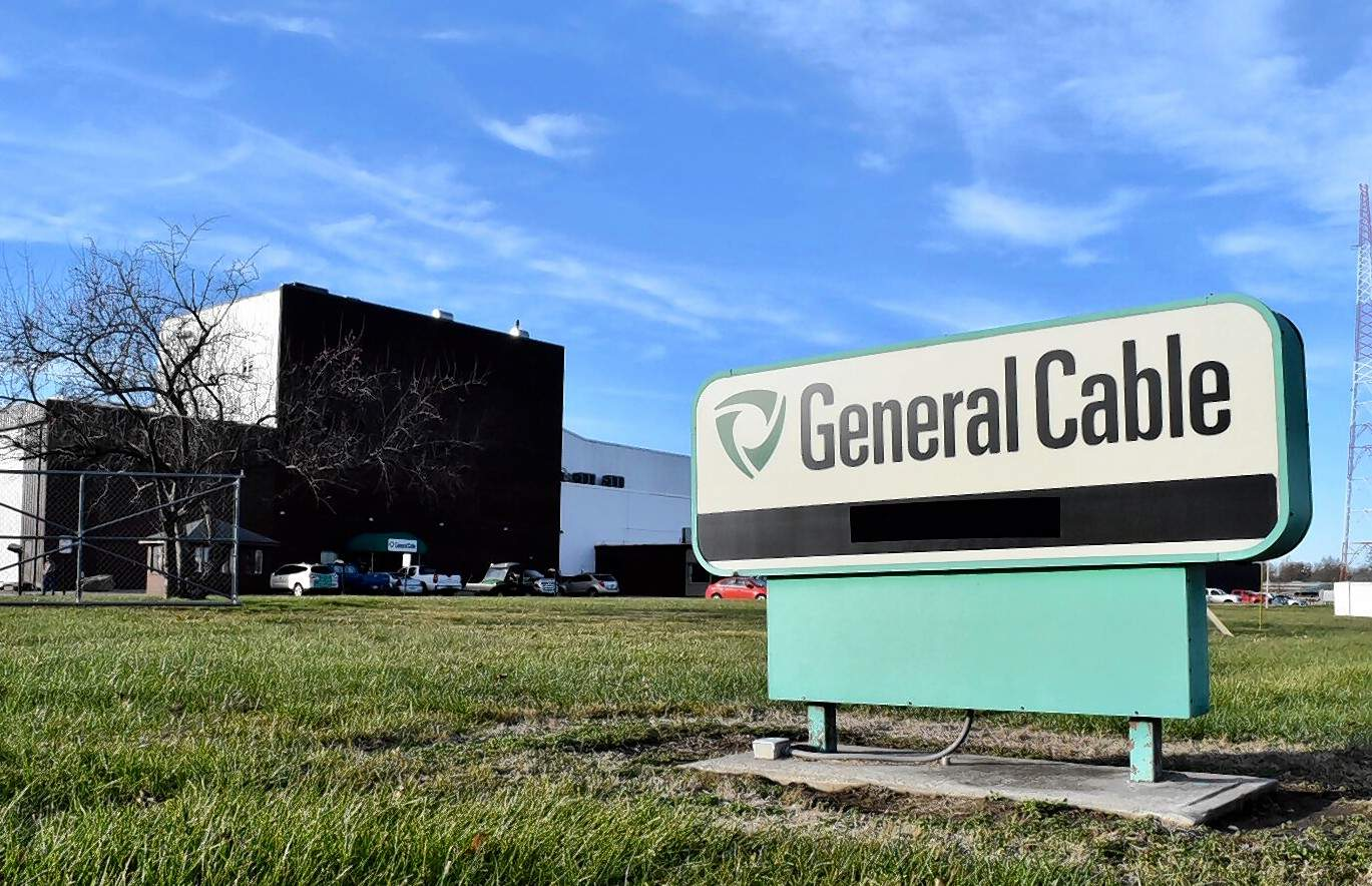 About 185 people work at the General Cable plant in Du Quoin.