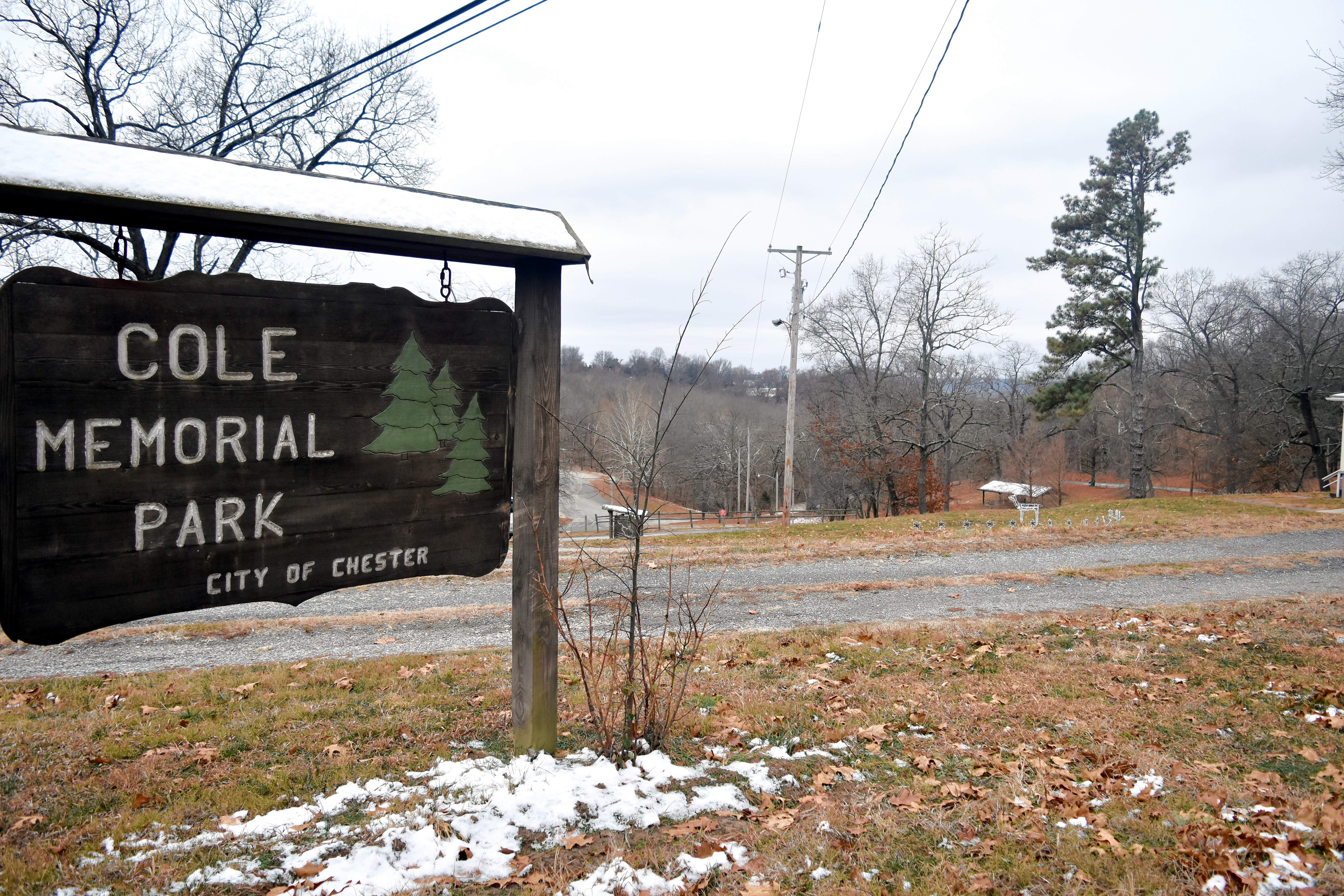 "Cole Memorial Park in Chester will be the starting point of a 57-mile, two-state ""Cannonball Ride"" bicycle race on Feb. 3."