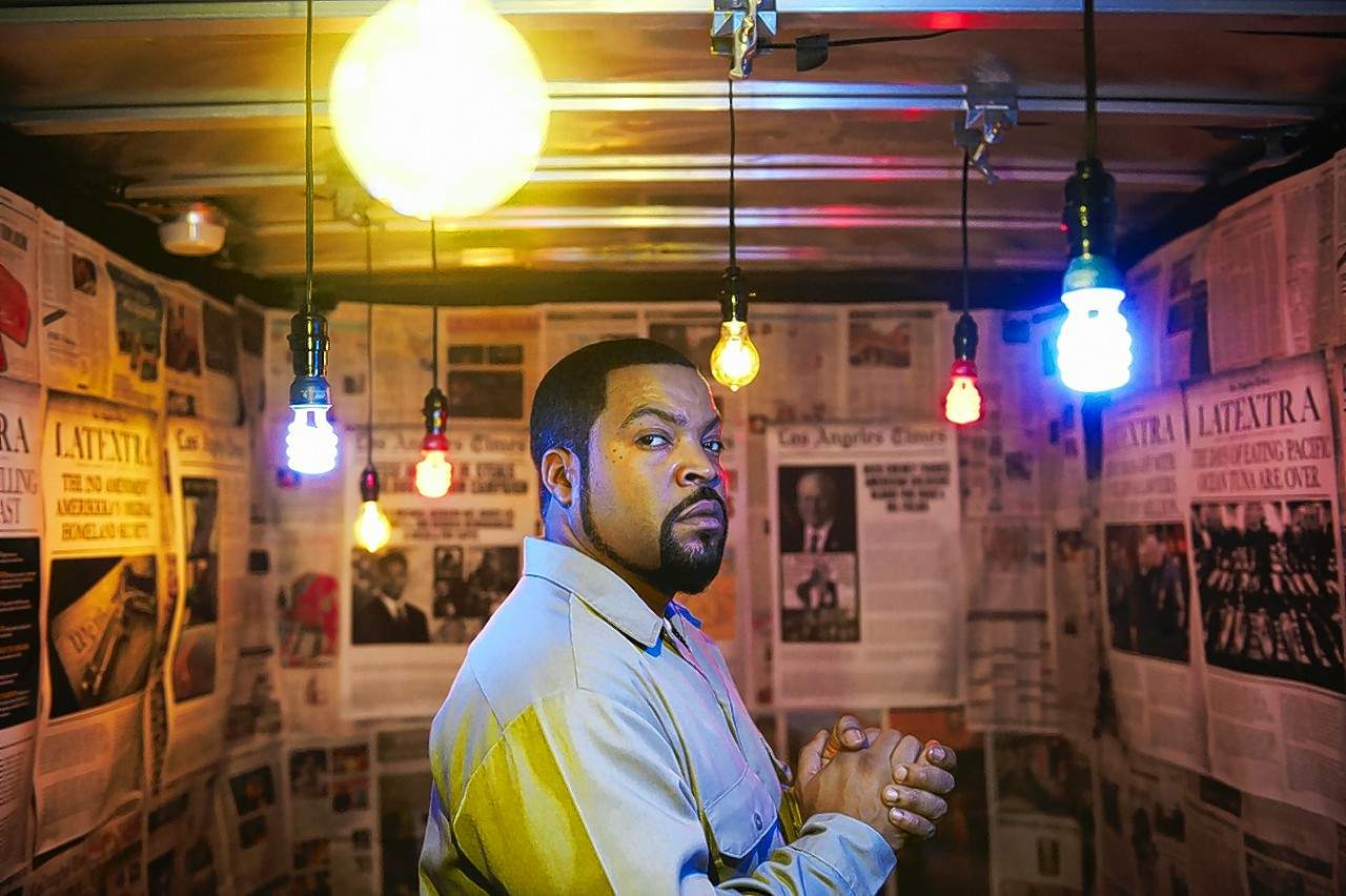 Rapper Ice Cube will make his way to Carbondale next month.