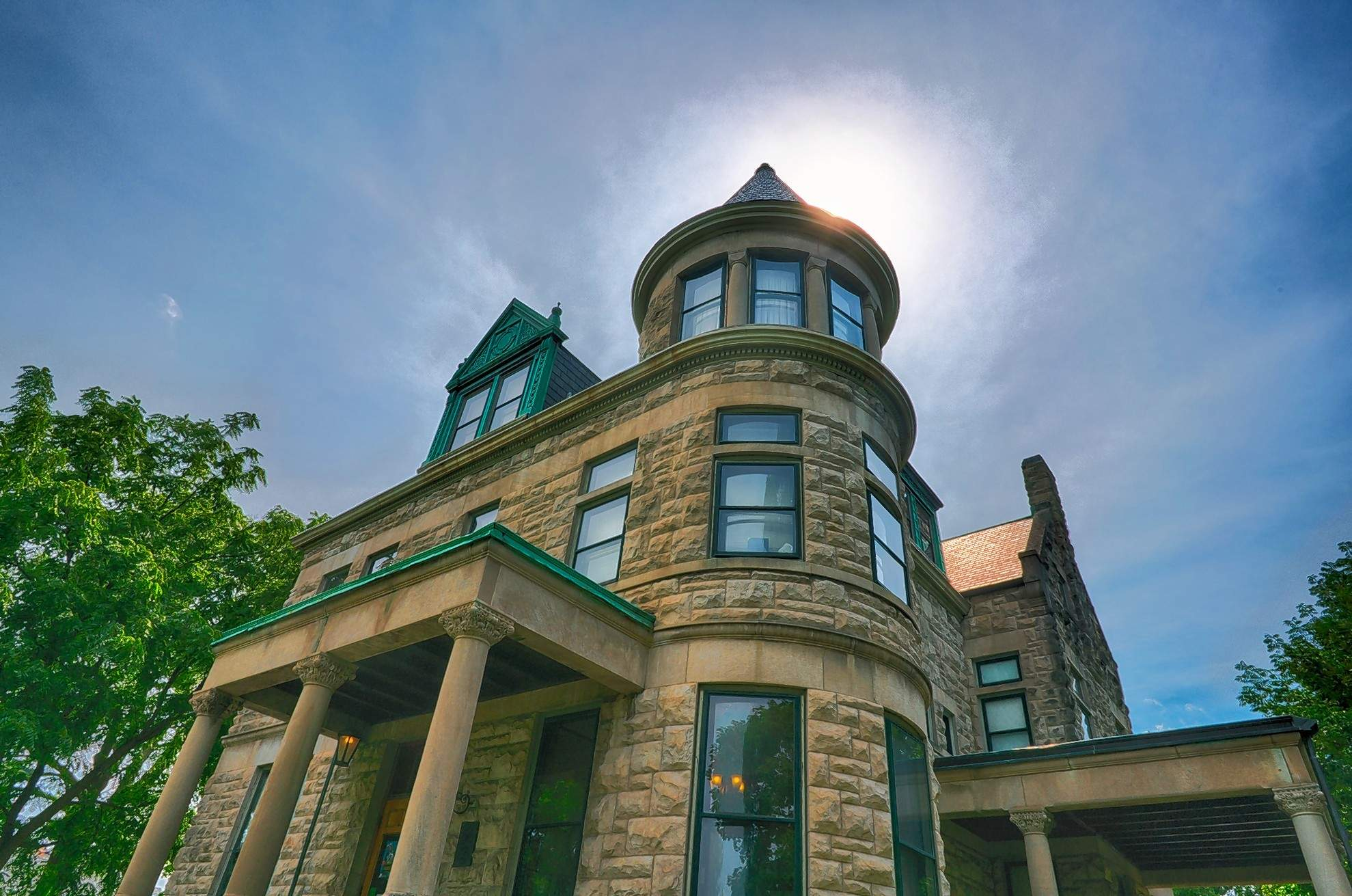 Elmhurst is considering an architect to study the Elmhurst History Museum with an eye toward maximizing efficiencies and improving service to the public.