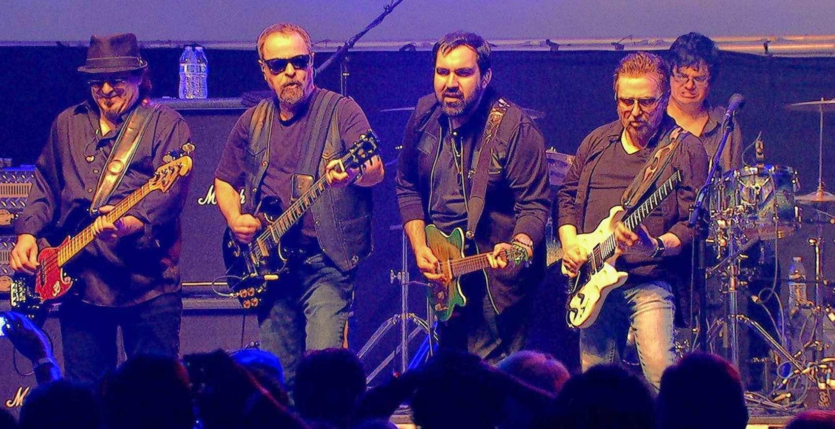 The iconic rock band Blue Oyster Cult will debut at the Marion Cultural and Civic Center on Oct. 14.