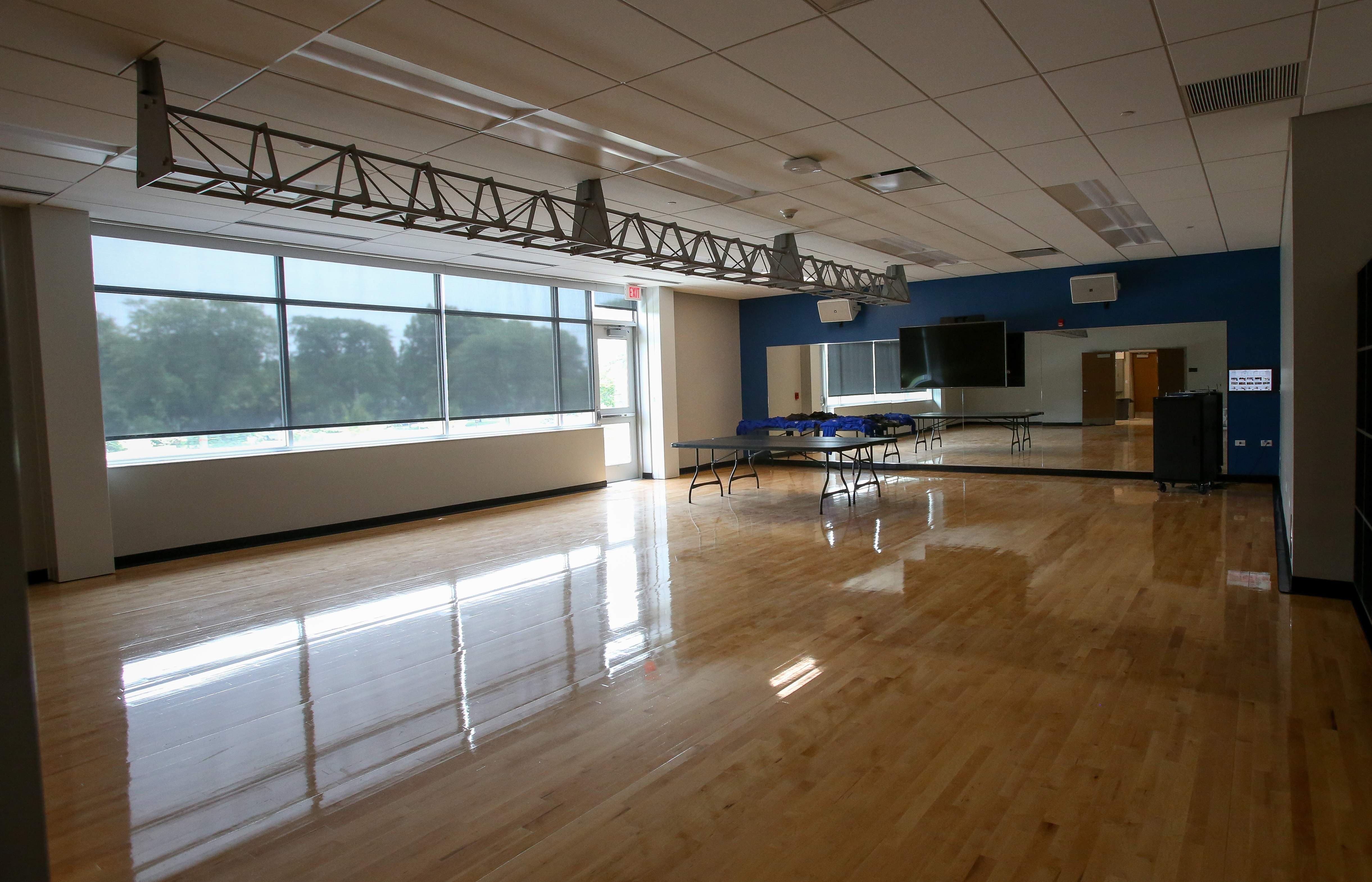 The Madison Meadow Athletic Center in Lombard, is opening Saturday.