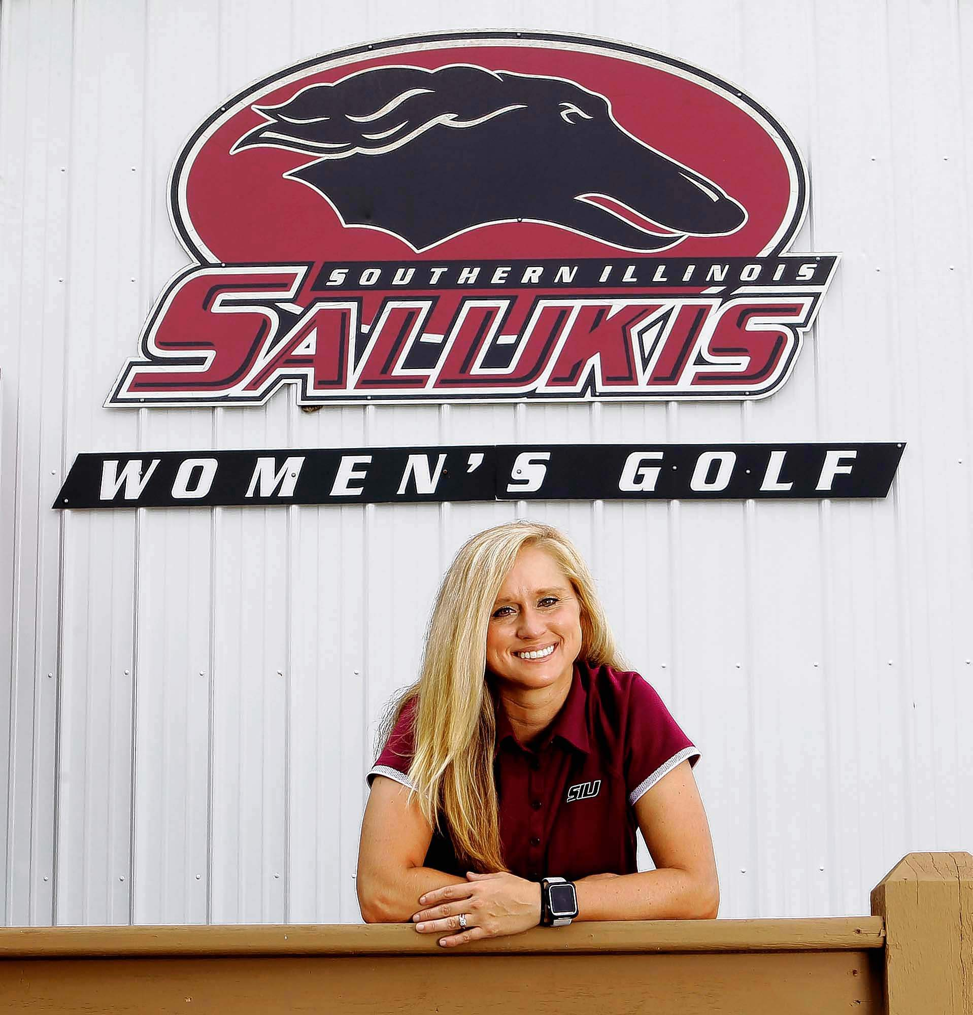 Young, talented & proven: Danielle Kaufman returns to alma mater to lead the SIU women's golf team.