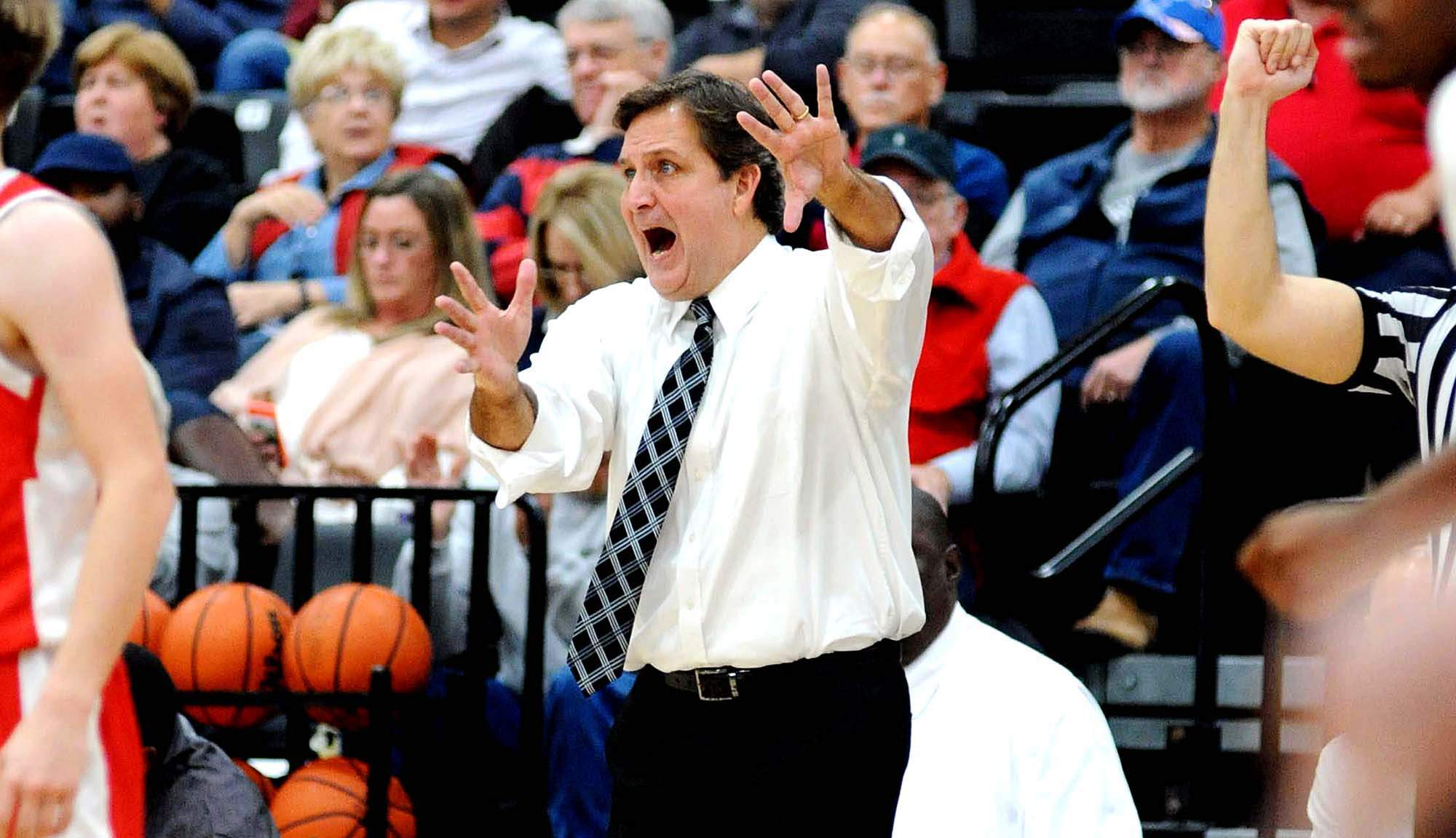 Jim Miller, who began his coaching career at Wilmington, with a brief stop at Fairfield, has been a fixture at Carbondale since 1998.