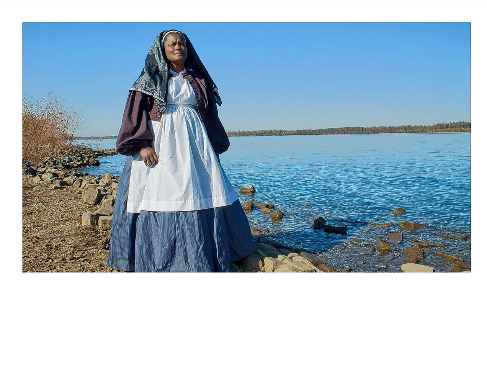Marlene Rivero will share the story of escaped slave Ann Stokes during an event Feb. 23 at the Carbondale Public Library.