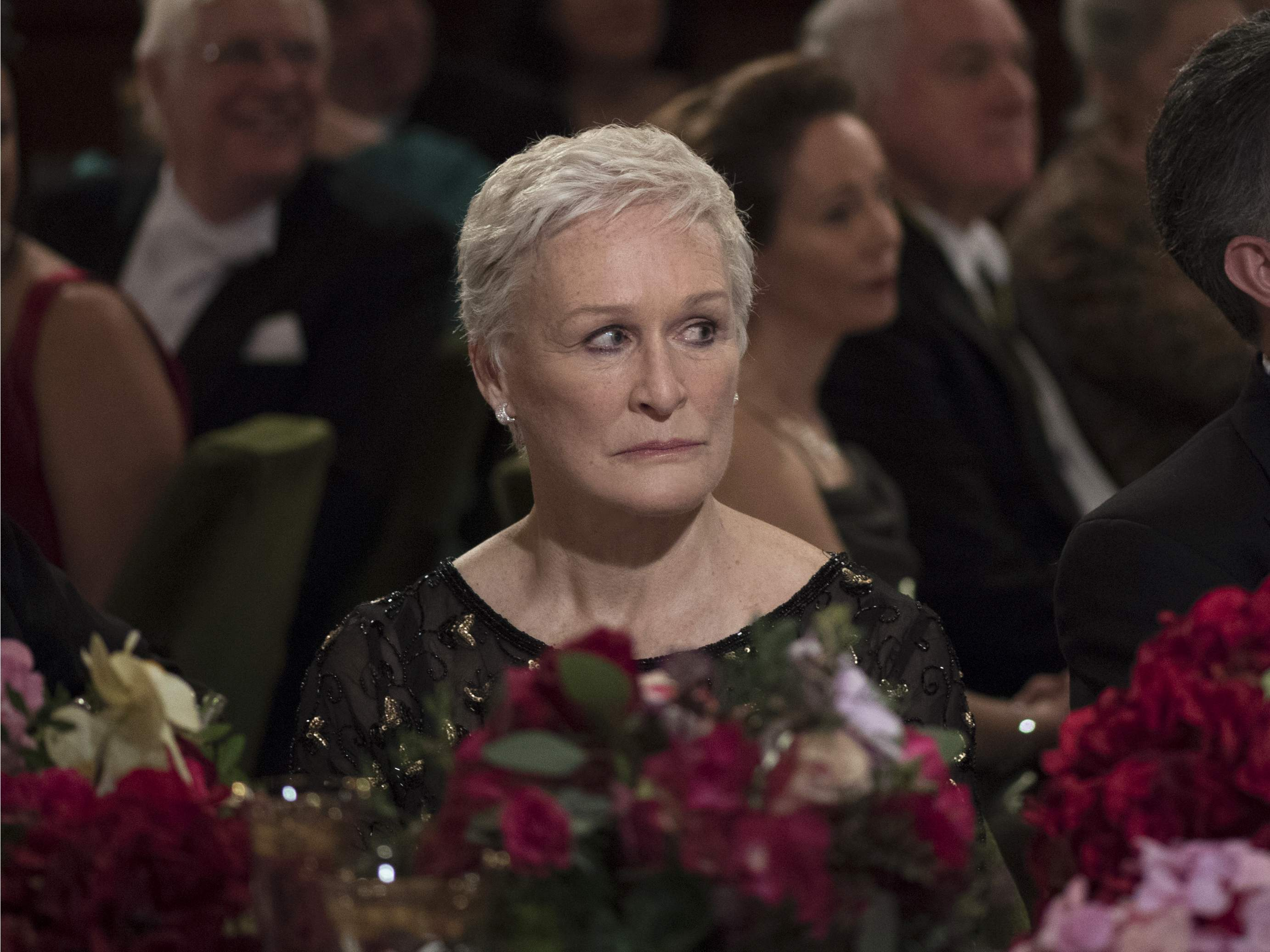 Will Glenn Close's role in 'The Wife' finally win her an Oscar? Film Critic Dann Gire predicts it will.