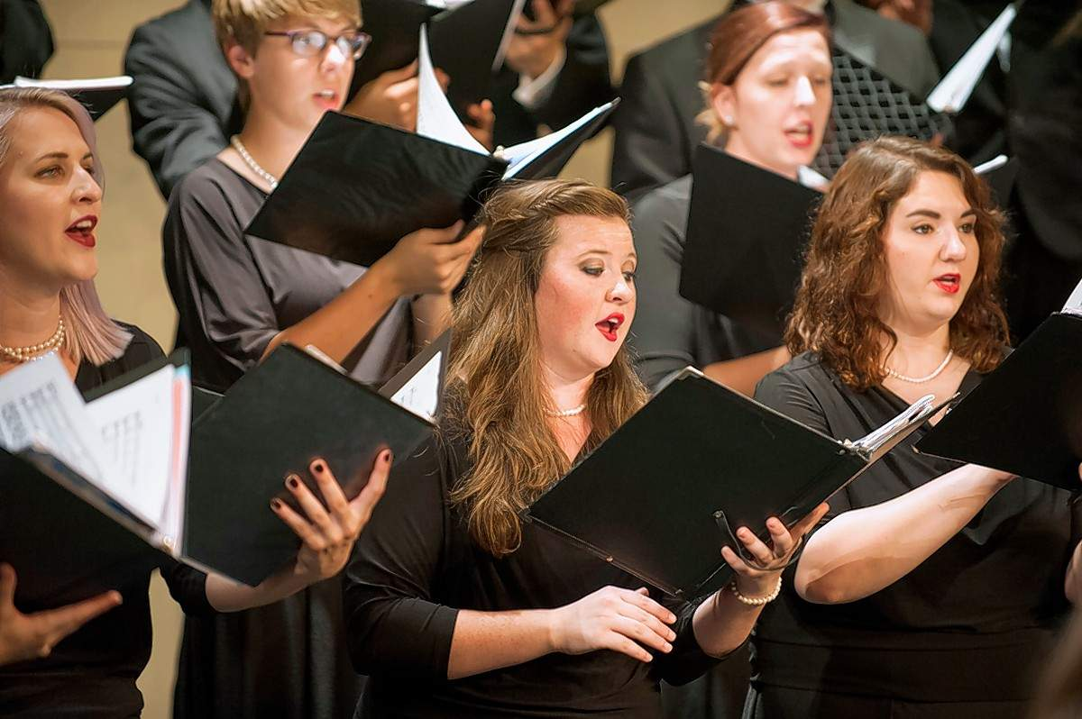 SIU's Concert Choir has multiple performances scheduled for this spring.