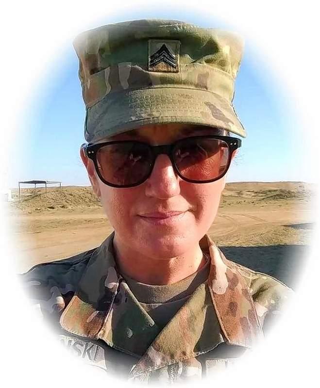 Sgt. Hollie R. Bolinski