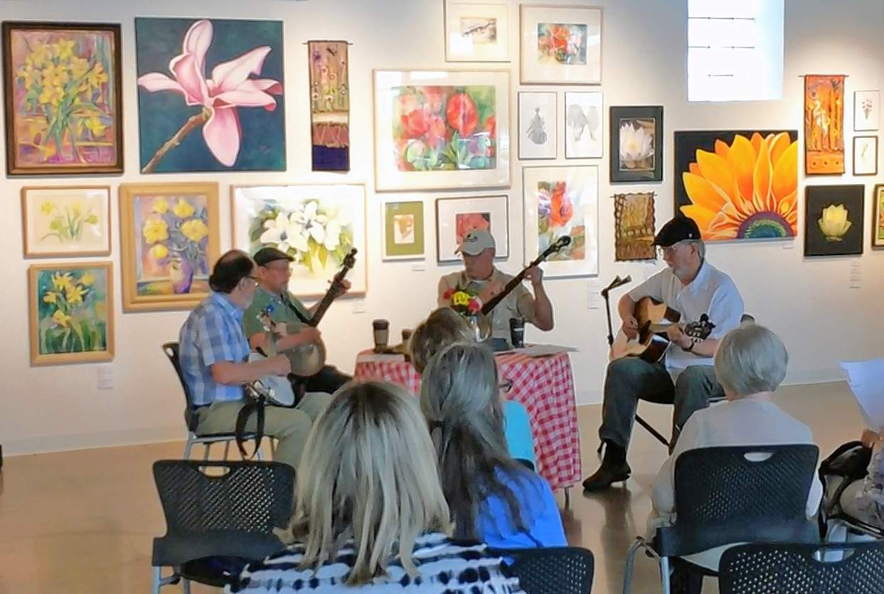 Cristaudo's Old Time Jam will perform April 18 at Artspace 304.