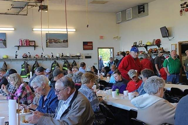 Randolph County residents turn out to support the fight against cancer.