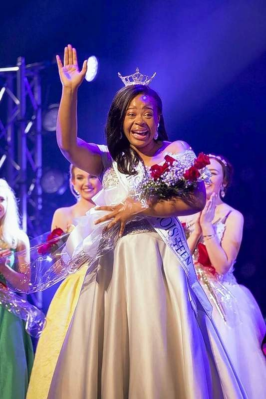 Imani P. Muse of Illinois City was crowned Miss Illinois 2019 Outstanding Teen Saturday in Marion.