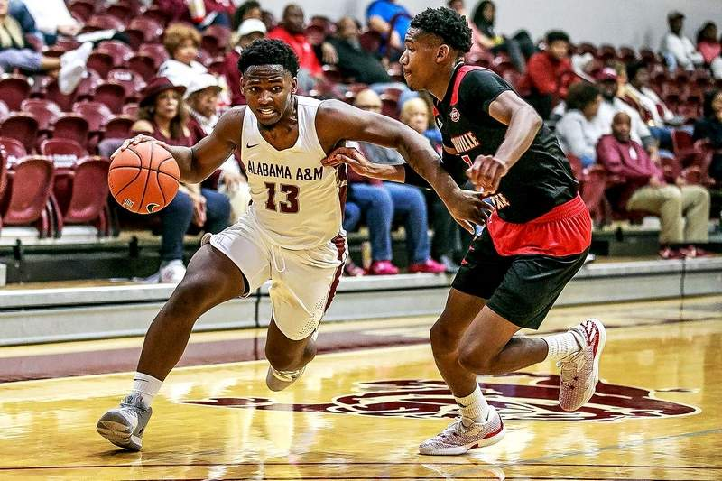 Former Alabama A&M guard Cameron Alford recently announced his transfer to John A. Logan College. The 6-foot, 200-pound Indianapolis native led the Bulldogs in scoring as a freshman.