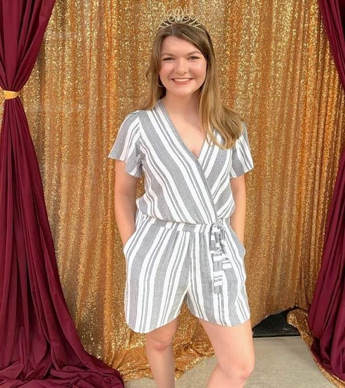 Katie Smith, Du Quoin 2019 prom queen