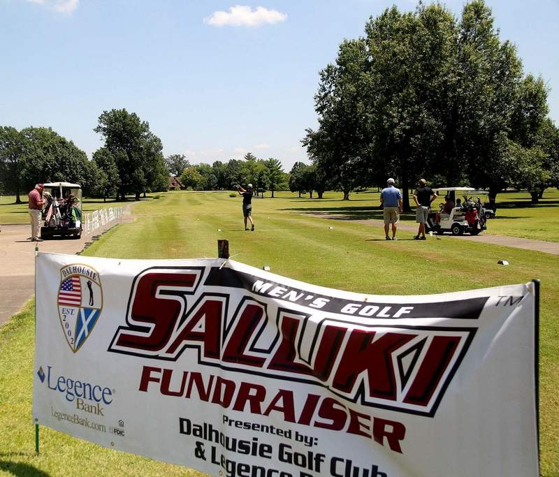 The SIU men's golf team scramble will be held August 7 at Crab Orchard Golf Course in Carterville. Online registration is open now.