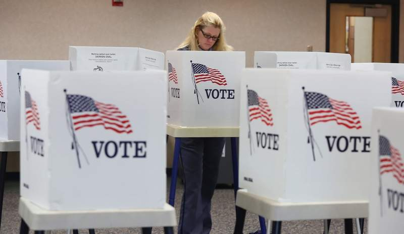 Early voting begins Thursday in Perry County.