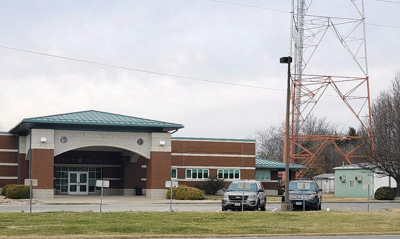 The Illinois State Police headquarters in Du Quoin were back to normal Thursday morning.