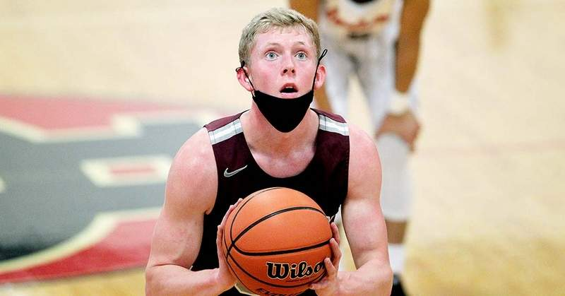 Benton senior Reece Johnson, who finished fifth on the school's all-time scoring list was named to the Associated Press Class 2A Honorable Mention Team Wednesday. Johnson joined a handful of area southern Illinois players to make the team