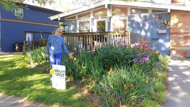 Courtesy of Keep Carbondale BeautifulLinda Ward has been tending to her Carbondale home and garden since 1978, when she and her husband moved to the area.